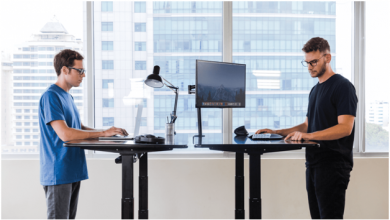 Photo of How do standing desks change your Office environment more comfortable?